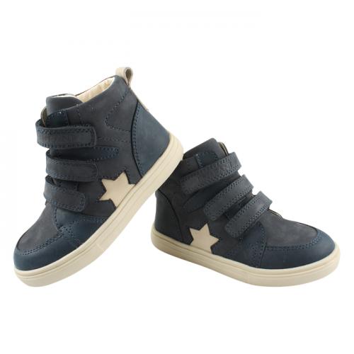 En Fant Sneakers Velcro Navy