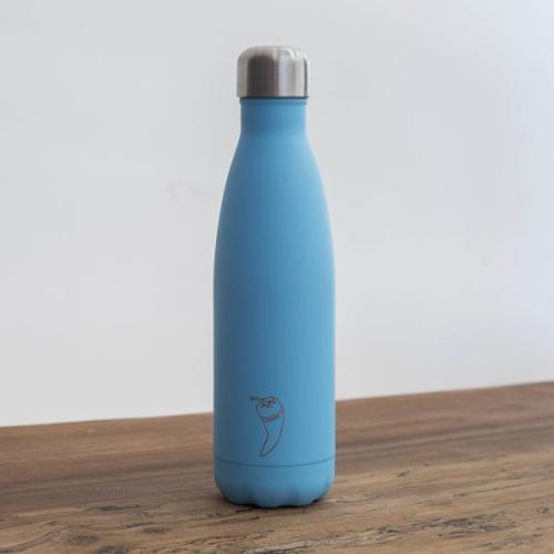 Chilly`s Bottle Blau