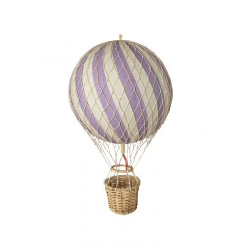Balon Violet Pastel