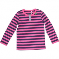 Fred's World Magenta Stripe