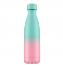 Chilly`s Bottle bicolour pastel
