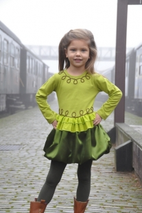 LoffF Kleid Barock