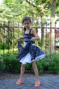 LoffF Petticoat fuchsia