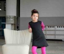 LoffF Rose Kleid