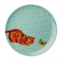Rice Kuchenteller Katze