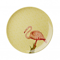 Rice Kuchenteller Flamingo