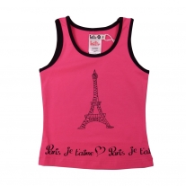 LoffF Tank Top Paris