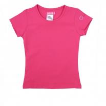 LoffF Basic T-Shirt Fuchsia