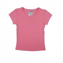 LoffF Basic T-Shirt Neonpink