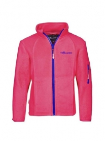 Trollkids Fleece Pink
